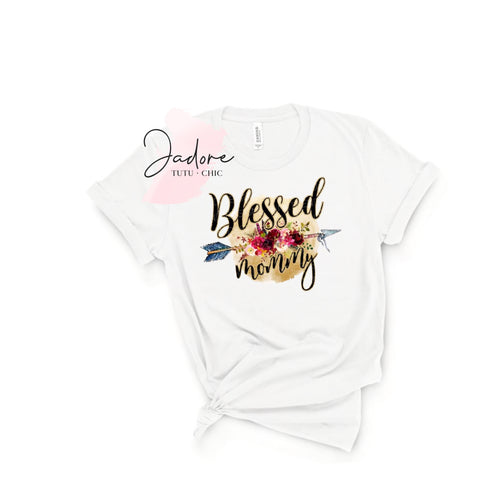 Blessed Mommy T-Shirt