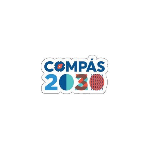 Compás 2030 - Stickers