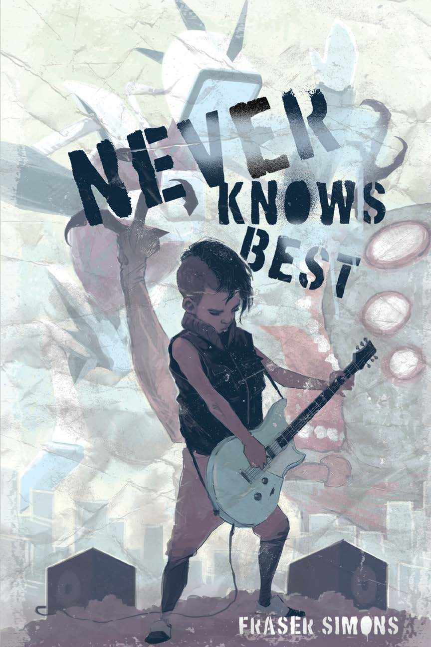Never Knows Best: Ashcan Edition (Digital PDF Book)
