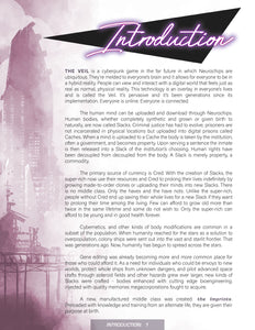 the veil: inheritance introduction