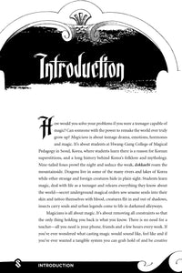 Magicians: Language Learning RPG (Digital PDF Book)