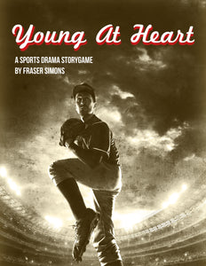 Young at Heart (Physical book + PDF)