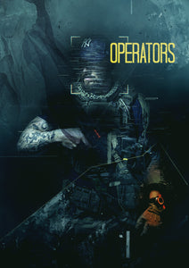 Operators RPG (Softcover + PDF Book)