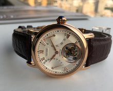Load image into Gallery viewer, Seakors Tourbillon SE8004SGW
