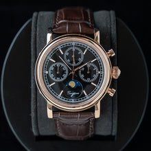 Load image into Gallery viewer, MoonPhase Master SU1908BGB