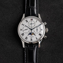 Load image into Gallery viewer, MoonPhase Master SU1908CSW