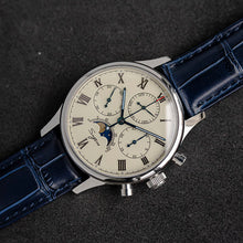Load image into Gallery viewer, MoonPhase Master SU1908CSB