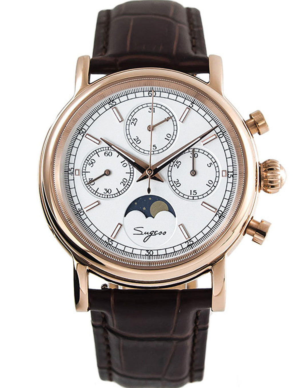 MoonPhase Master SU1908BGW