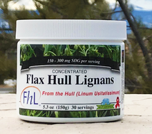 Load image into Gallery viewer, Three Jar Special - Original FHL Flax Hull Lignans Immune System Super Charger