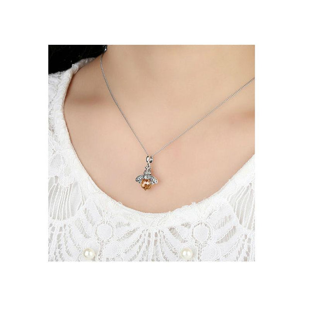 Lovely Bee Pendant