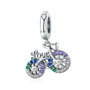 Lovely Bike Pendant