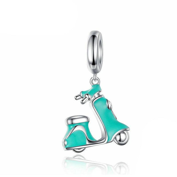 Scooter Pendant