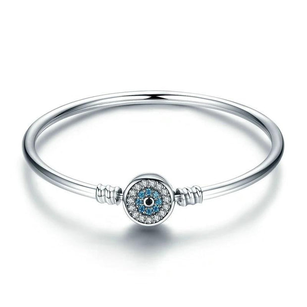 Blue Eyes Bangle or Bracelet