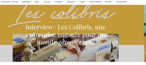 les colibris interview