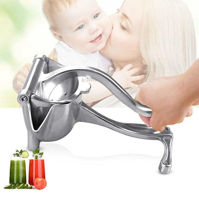 THE ULTIMATE HAND HELD JUICE SQUEEZER - Blumellon