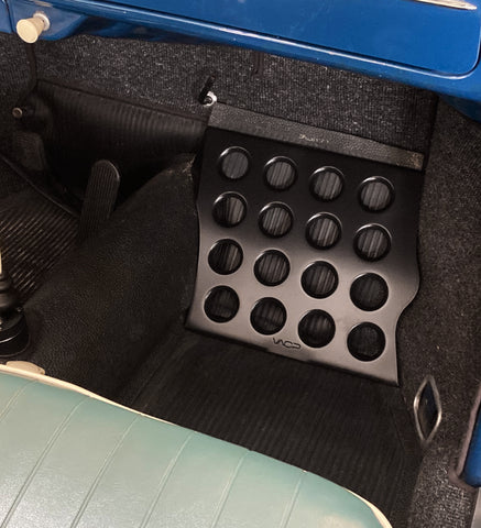 In Car Black FootRest Beetle Hardtop