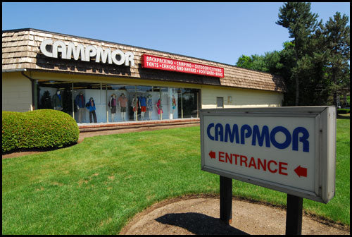 Campmor Retail Store