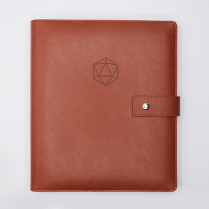 The Campaign Journal for DnD 5e - A5 Binder