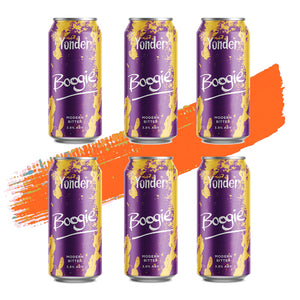 Boogie Six Pack (6x 440ml cans)
