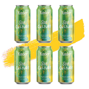 Subculture Six Pack (6x 440ml cans)