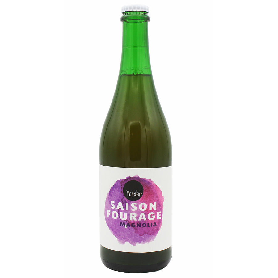 Saison Fourage: Magnolia - 750ml bottle