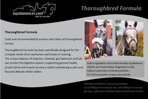 Thoroughbred Formula