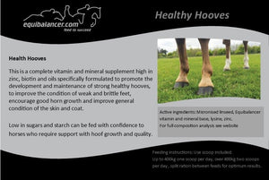 Healthy Hooves