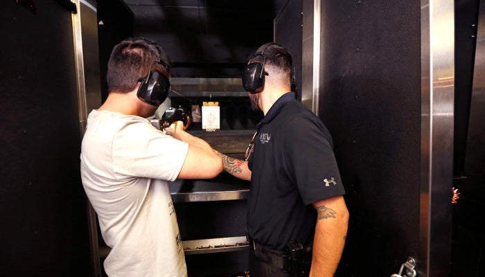 World at War shooting range experience