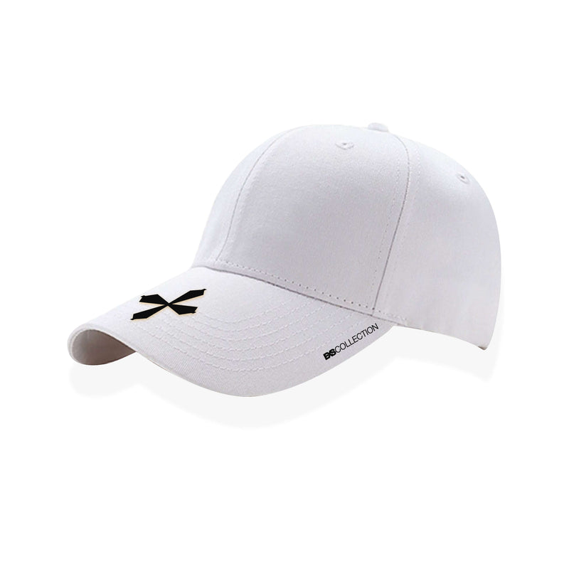 REGULAR HAT BLACK/WHITE