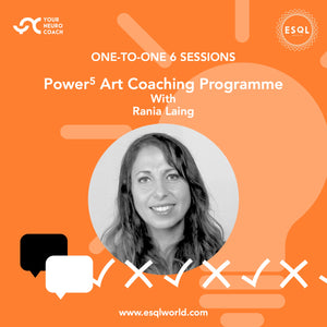 Power5 Six Step Art Coaching Programme With Rania Laing