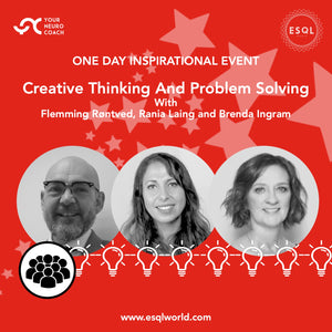 Creative Thinking and Problem Solving - One Day Inspirational Event