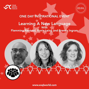 Learning A New Language - One Day Inspirational Event