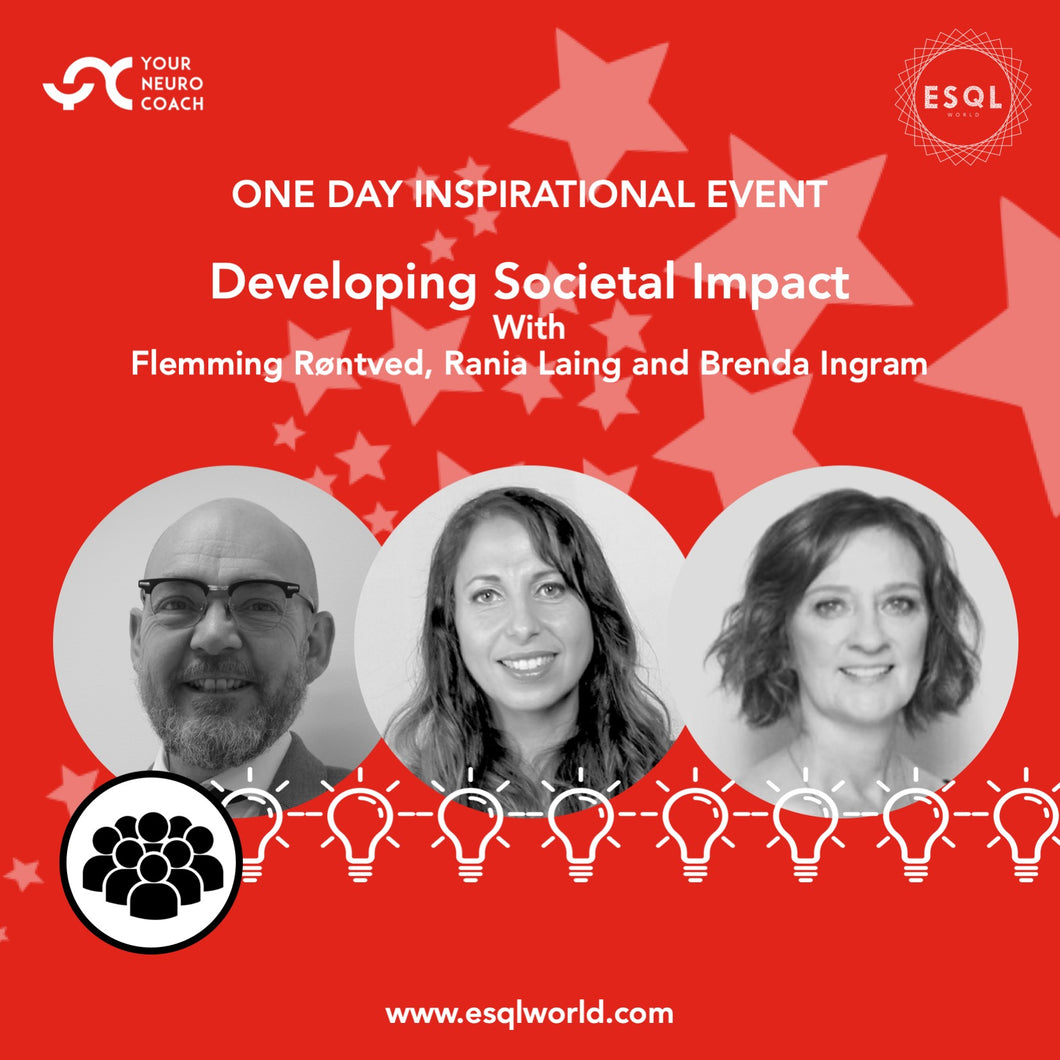 Societal Impact - One Day Inspirational Event