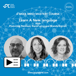 Learn A New Language - Mind Mastery Programme (6 Weeks)