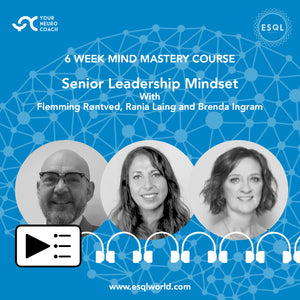 Achieve Prosperity Through Senior Leadership Mindset - Mind Mastery Programme (6 Weeks)