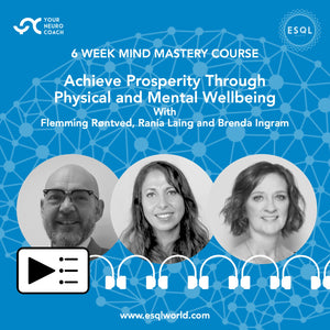 Achieve Prosperity Through Physical and Mental Wellbeing - Mind Mastery Programme (6 Weeks)