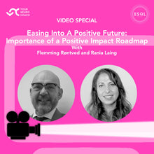 Load image into Gallery viewer, Video Special - Easing Into A Positive Future, Importance of a Positive Impact Roadmap (1 Episode) - Free Download MPEG 4