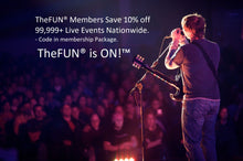 Load image into Gallery viewer, TheFUN® Membership™ - Now With TheFUNPass® ($99 Value) Auto renew