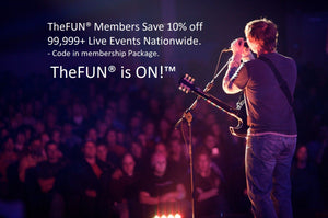 TheFUN® Membership™ - Now With TheFUNPass® ($99 Value) Auto renew
