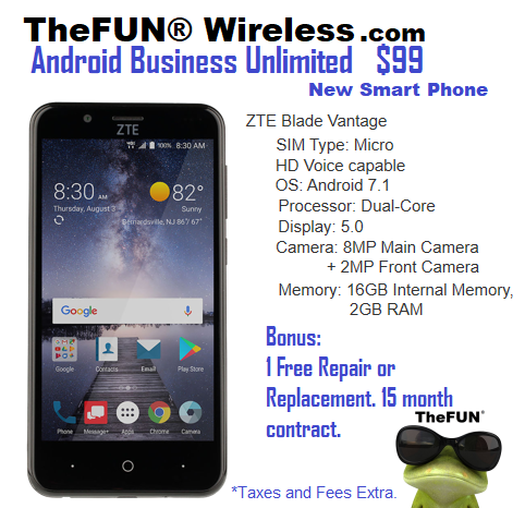 Android Business Unlimited