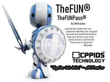 Load image into Gallery viewer, TheFUN® Membership ™ - With TheFUNPass®