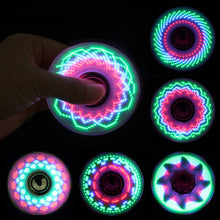 Load image into Gallery viewer, LED Fidget Spinner Stress Relief Toys For Kids