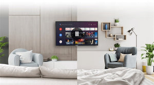 "Hot Sale Smart Tv LEVEL Google 32 Inch 31-39"" Tv HDMI 1.4a Android 9.0 Of Hd Voice Control Led Television Energy Class A"