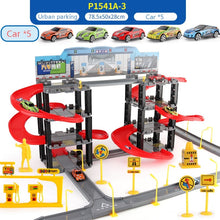 Load image into Gallery viewer, City Track Toy Set Three-dimensional Multi-layer Parent-child Interaction Gift