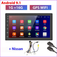 Load image into Gallery viewer, THEFUN® Radio™ 2 Din Android Smart Radio GPS Bluetooth WIFI USB - FREE SHIPPING!