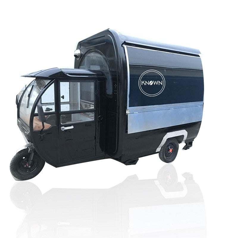TheFUN® Delivery™ Cart for Bisnerships.com Merchants.