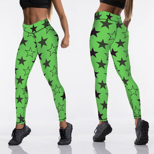 Digital Printed Leggings