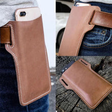 Load image into Gallery viewer, Outdoor Faux Leather Phone Case