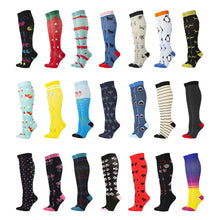 Load image into Gallery viewer, Unisex Fun Compression Sports Warm Long Socks Boots Stockings