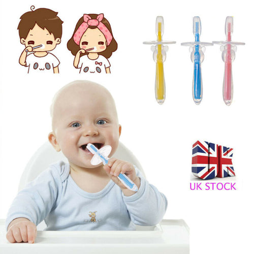 Childrens Silicone Toothbrush